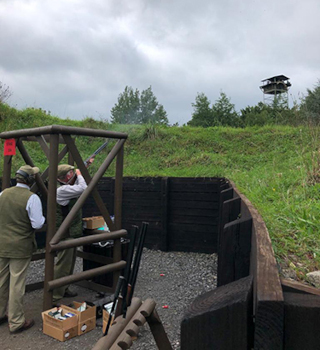 Clay Shooting Live Fire - Sep 2021
