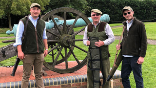 Inter-Livery Clay Shooting Competition – September 2020