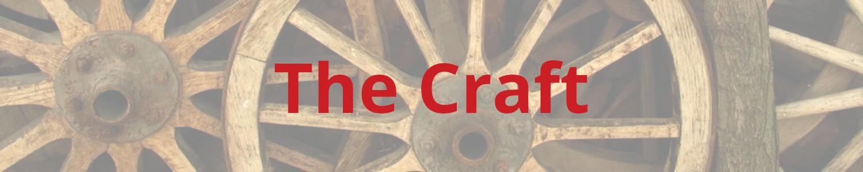 Ancient Craft of Wheelwrighting