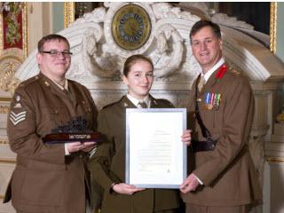 Cadet of Year 2017