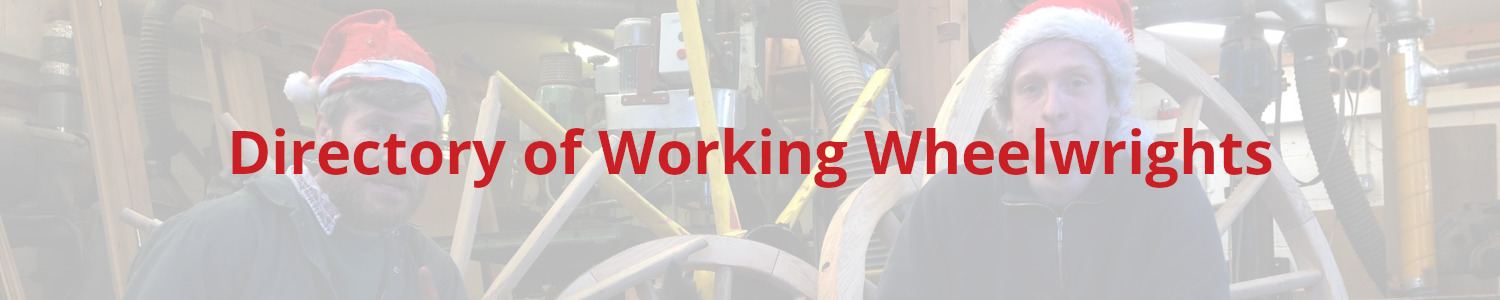 Directory of Working Wheelwrights