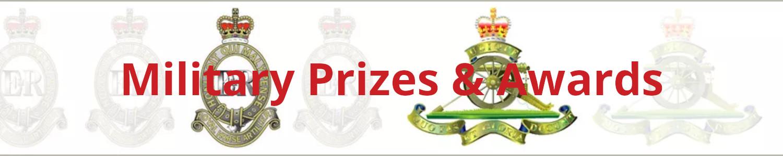 Military Prizes & Awards