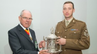 Presentation of the Openshaw Cup – October 2017