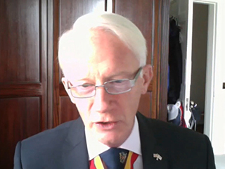 Virtual Lord Mayors Show - Wheelwrights Master