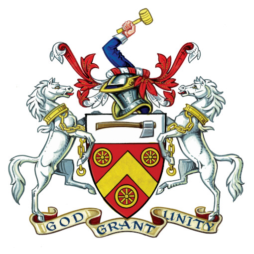 Whheelwrights Coat of Arms