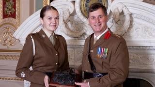 Cadet of the Year Award – December 2018
