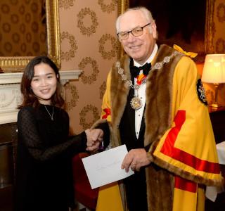 Geoffrey Udall Prize 2018 - Li Teng