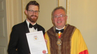 Winner of the Geoffrey Udall Prize 2019 – Reece Clough