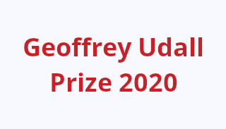 Winner of the Geoffrey Udall Prize 2020 – Zibad Javed