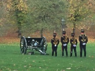 Kings Troop Royal Salute - 2019