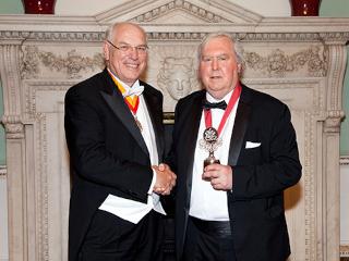 Master Wheelwrights Award 2018 - Robert Niven presentation