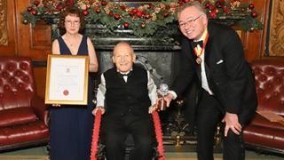 Master Wheelwrights Award 2019 – David Constantine