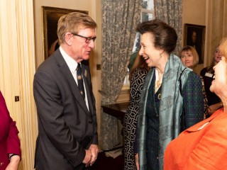 Riding For The Disabled - Master and Princess Anne