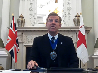 Virtual Lord Mayors Show 2020 - Lord Mayor