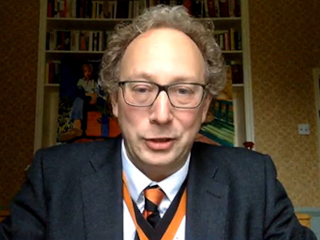 Virtual Lord Mayors Show 2020 - Speaker