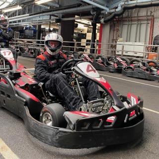 Go Karting - Master in go-kart
