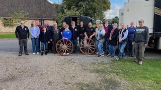 Working Wheelwrights weekend Colyton 2021